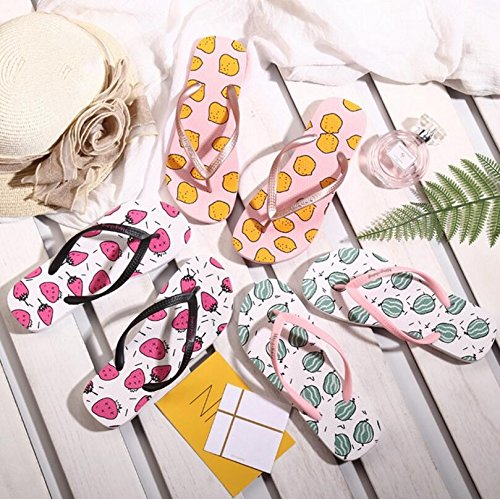 As donna spiaggia bagno interno da Infradito da Infradito Pantofole antiscivolo da da Shown Colore Bellissimo Infradito Heelinna shown Sandalo modello limone As qF4wtvUn