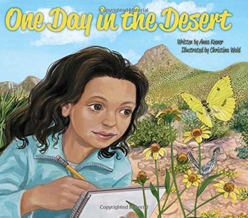 One Day in the Desert (Long Term Ecological Research)