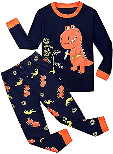 1-7 Years Toddler Infant Baby Girl Animal Dinosaur Long Sleeve Costumes Tops Kids Gifts