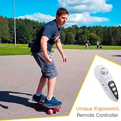 Maxfind 27 Quot Electric Skateboard World S Most Portable