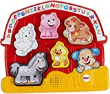 Best Fisher-Price Animals - Fisher-Price Laugh & Learn Farm Animal Puzzle Review