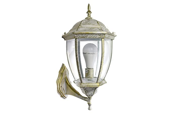 Lanterna Parete Esterno : Applique lampada lanterna vintage parete esterno impermeabile w