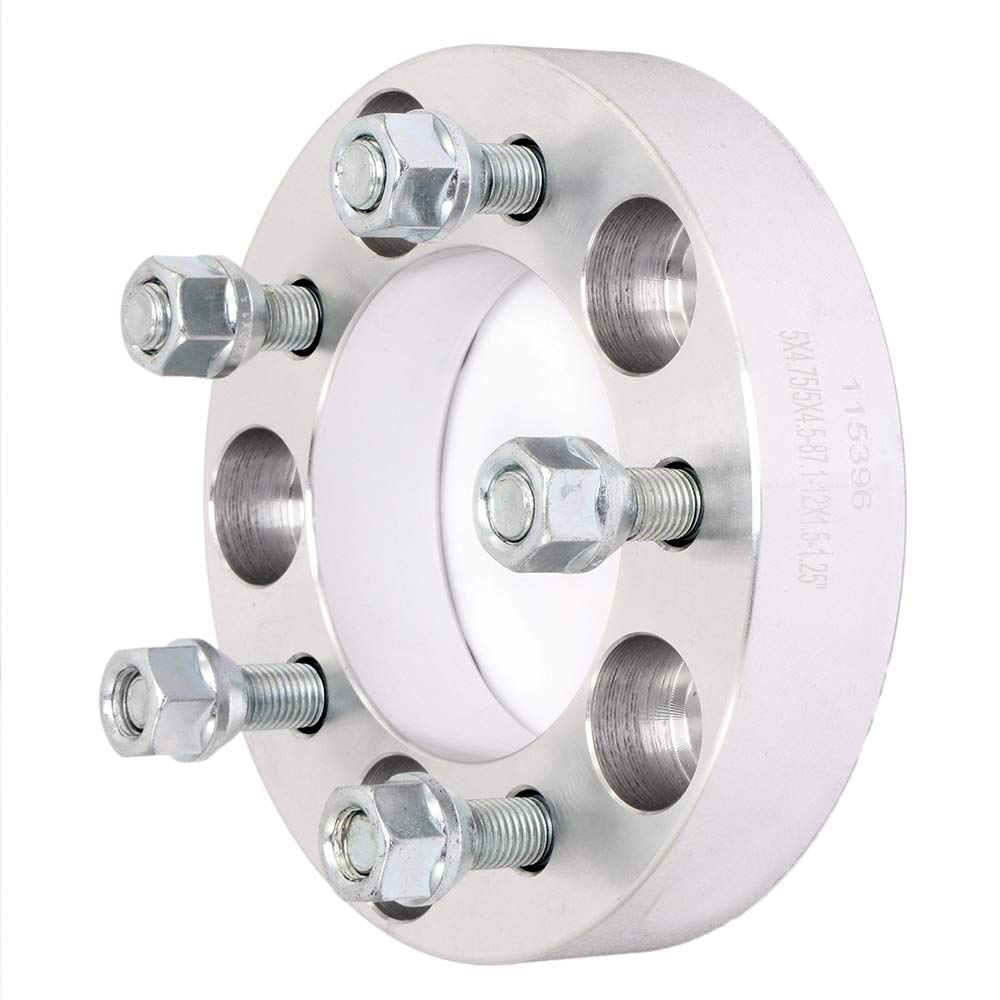 """2pc 1.5/"""" Wheel Spacers for GMC Jimmy Sonoma Adapters Lugs Studs 5x120.7 tu"""