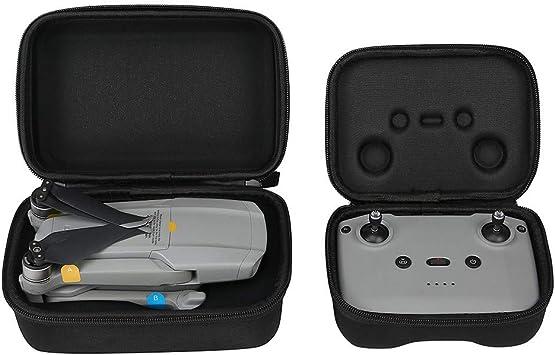 Hunpta @ Tasche f/ür DJI Mavic Air 2 Ladeger/ät-Netzteil und Fernbedienung Reise Tragetasche Schutzh/ülle Handheld Carrying Case Wasserdicht Handtasche f/ür Drohnen Batterien