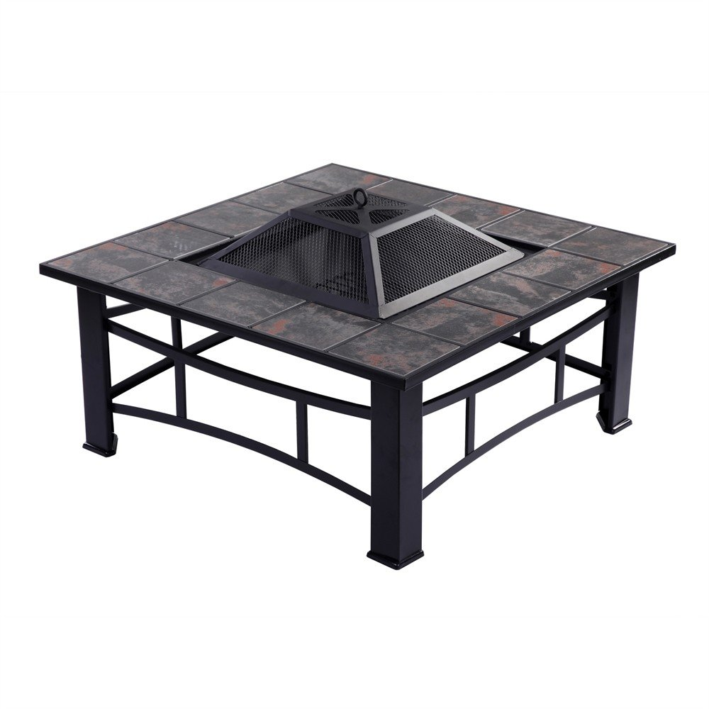 Palm Springs Outdoor ZPOP-1000 Fire Pit