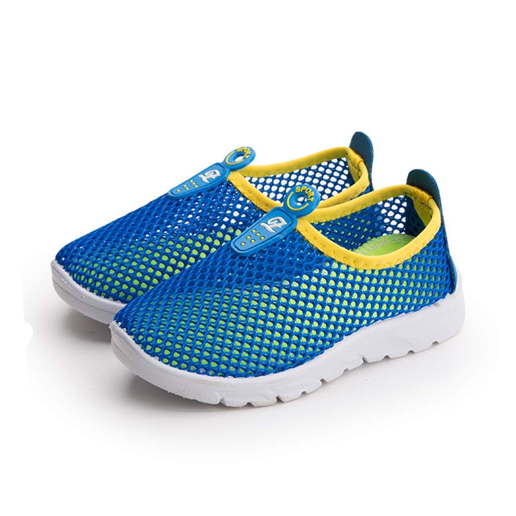 Kstare Baby Mesh Sneakers Casual Kids Breathable Lightweight Walking Shoes Running Little Kid Toddler