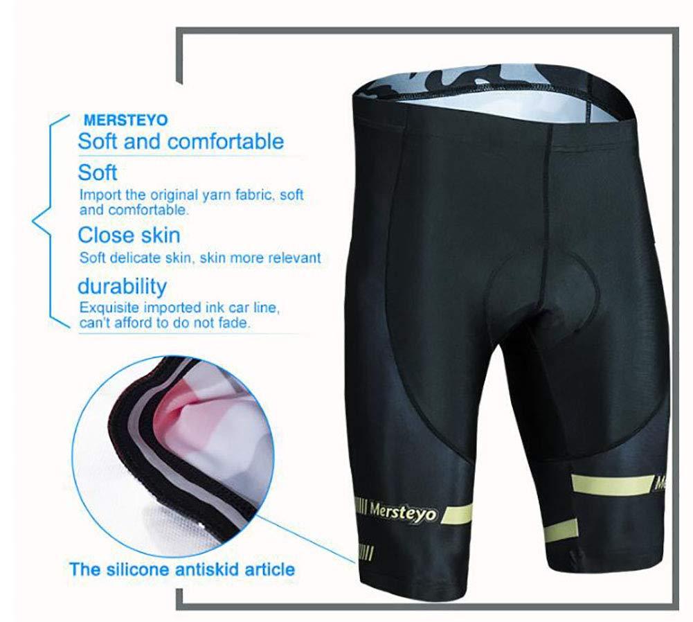 GUANGBO GUANGBO GUANGBO Montar Ropa Bicicleta Traje De Ciclismo Manga Corta Traje Sudor Drenaje Pantalones Cortos,XL b5e8f1