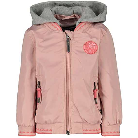 820dae3ed0742 Babyface Girls' Jacket Pink Pink: Amazon.co.uk: Clothing