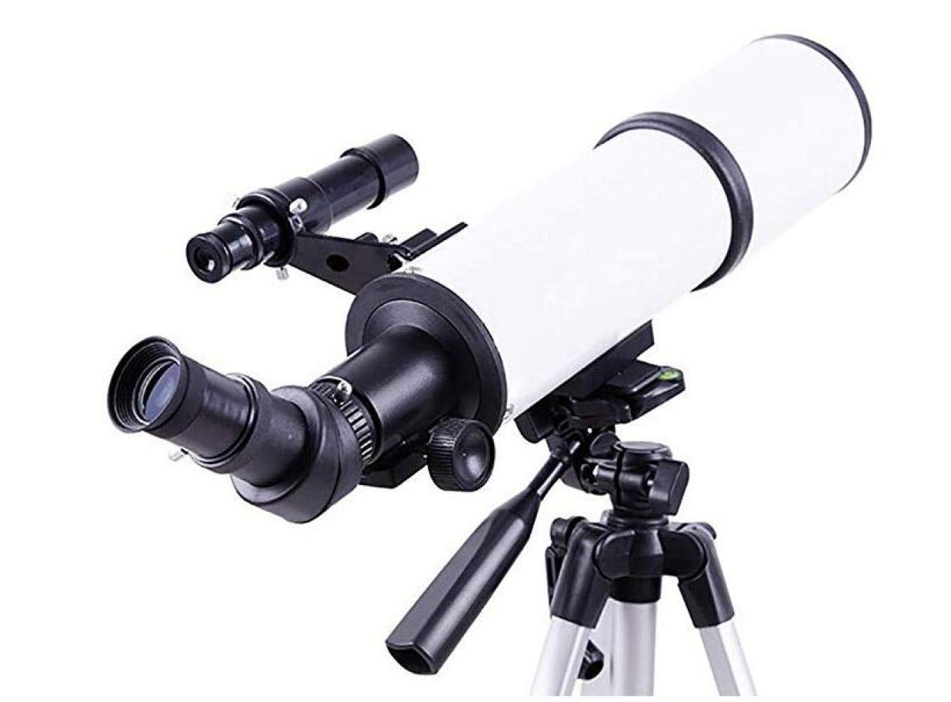 OCB BOC Telescope (400/80Mm) Outdoor Monocular Space Astronomical Refractor Space with Tripod,A,Telescope