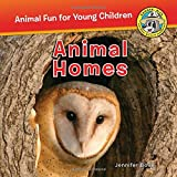 Animal Homes (Ranger Rick: Animal Fun for Young Children)