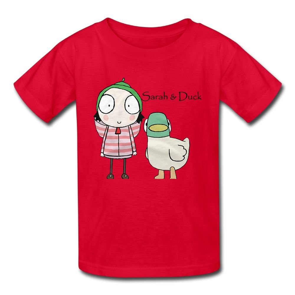 Edward Beck 6-24 Month Baby T-Shirt Sarah /& Duck Logo Fashion Classic Red