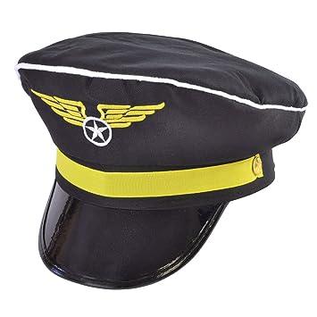 dfb02d832ba Bristol Novelty BH446 Pilot Hat