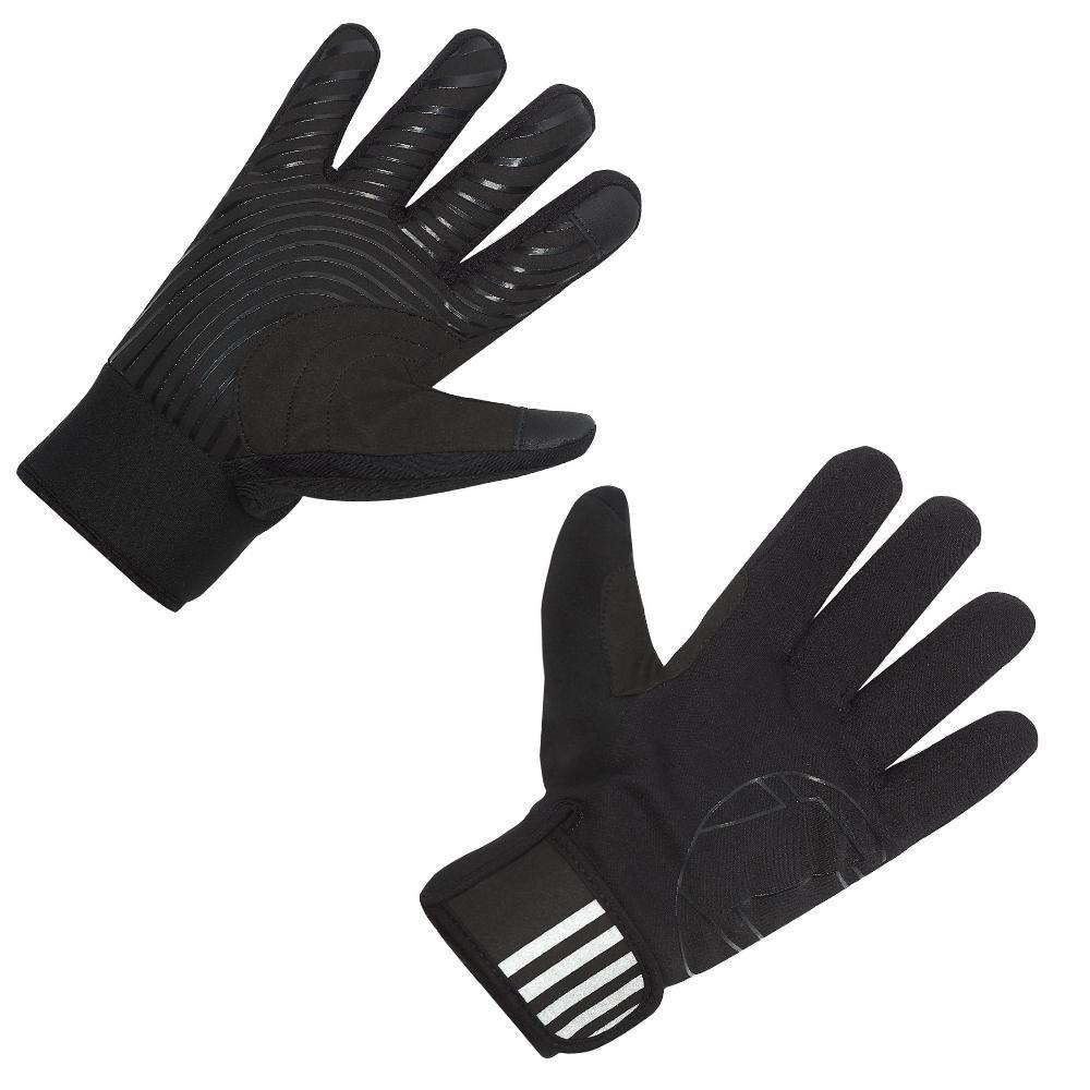 Tenn ClasseシリーズDeep冬手袋 B074FZF2SP Circ 19cm XS|ブラック ブラック Circ 19cm XS