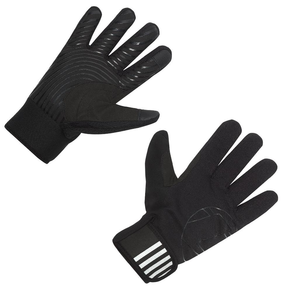 Tenn ClasseシリーズDeep冬手袋 B074FZKGG4 Circ 20cm S|ブラック ブラック Circ 20cm S