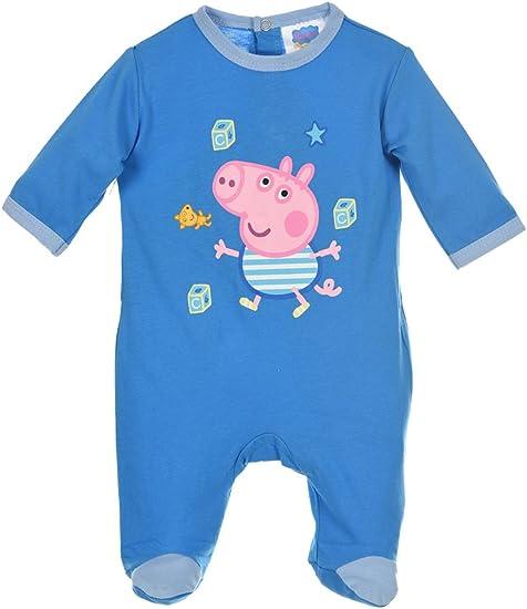 Peppa Pig bebé-niños Pijama Largo: Amazon.es: Ropa y accesorios