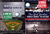 The New York Yankees: Essential Games of Yankee Stadium and Essential Games of Yankee Stadium- Perfect Games and No Hitters : Yankee 2 Pack : 12 Discs