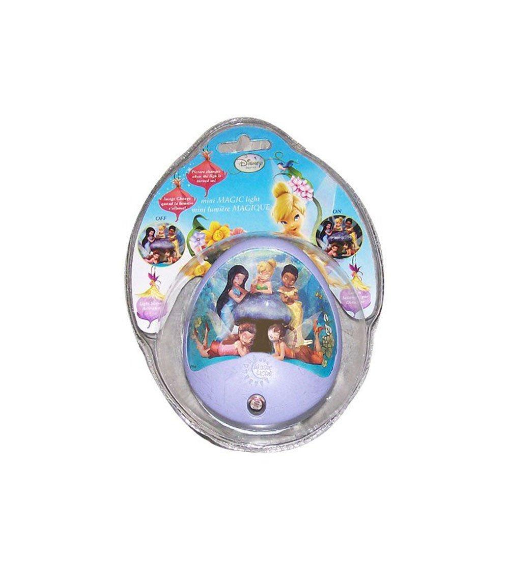 Amazon.com: Disney Fairies Mini Magic Luz Nocturna: Baby