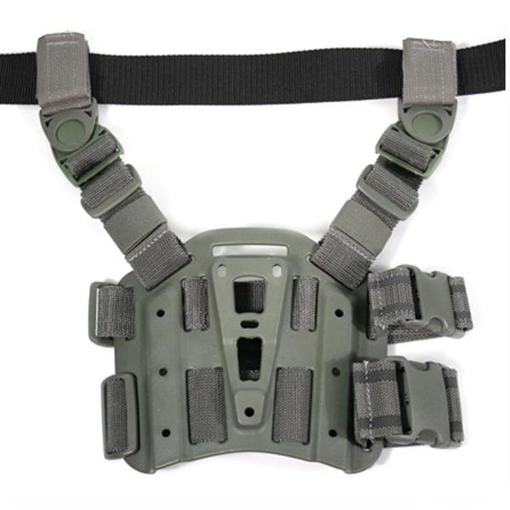 BLACKHAWK! Tactical Holster Platform, Olive Drab