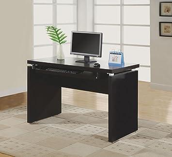 monarch specialties inc computer desk 48inch cappuccino