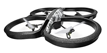 Parrot AR.Drone 2.0 Elite Edition Snow: Parrot: Amazon.es ...