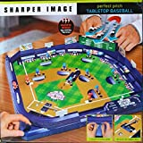 Sharper Image Perfect Pitch Tabletop Baseball Game by sharperimage