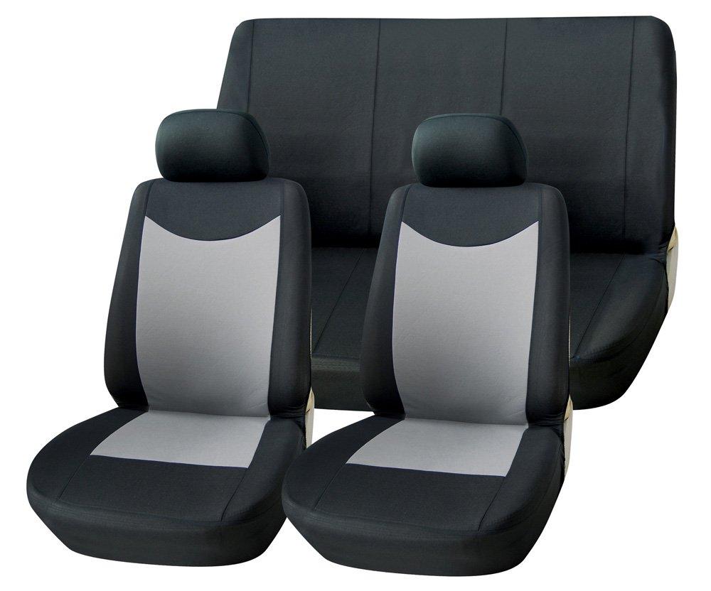 IMDIFA 115 Housses de Siè ge 6 Piè ces Design Airbag 100% Polyester JMB+ DISTRIBUTION SAS