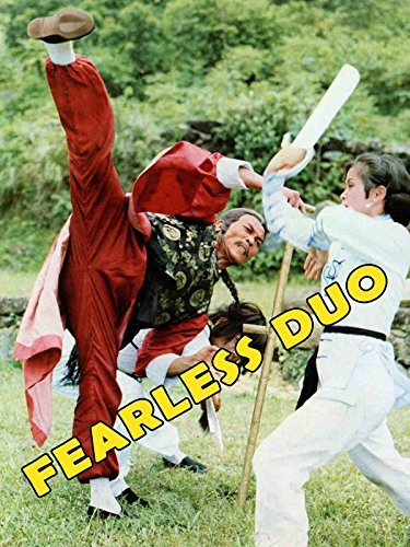 Fearless Duo on Amazon Prime Video UK