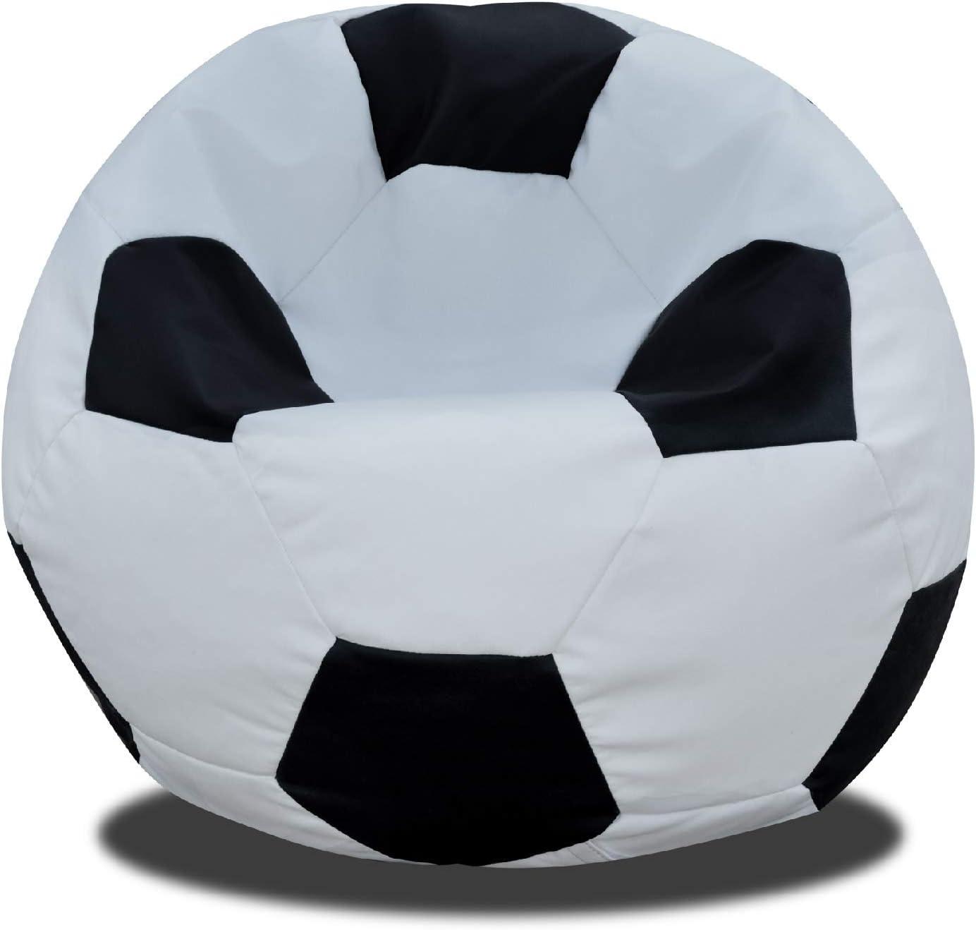 Fortisline Fútbol Saco de Asiento Asiento Cojín w424 60 cm, 250L ...