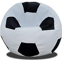 FORTISLINE Fussball SITZSACK SITZKISSEN W424 60CM, 250L