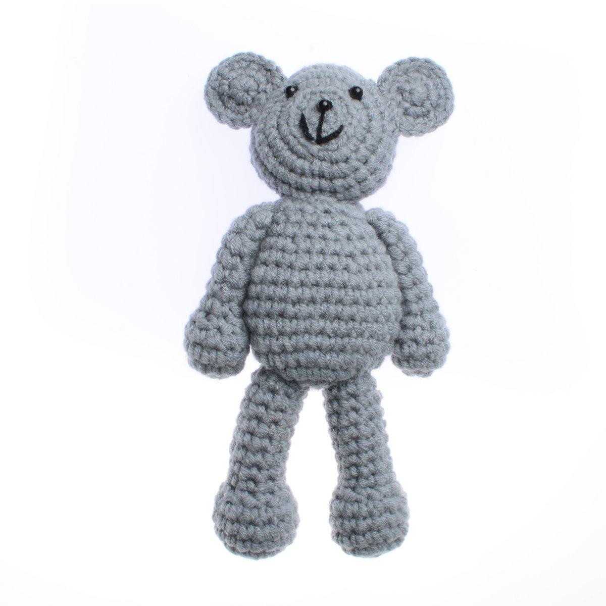 Bebé recién recién nacido sombrero de oso gorro muñecas sombrero con ...