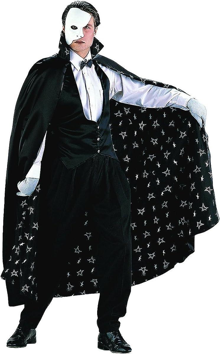 Amazon Com The Phantom Of The Opera Adult Costume Large Clothing