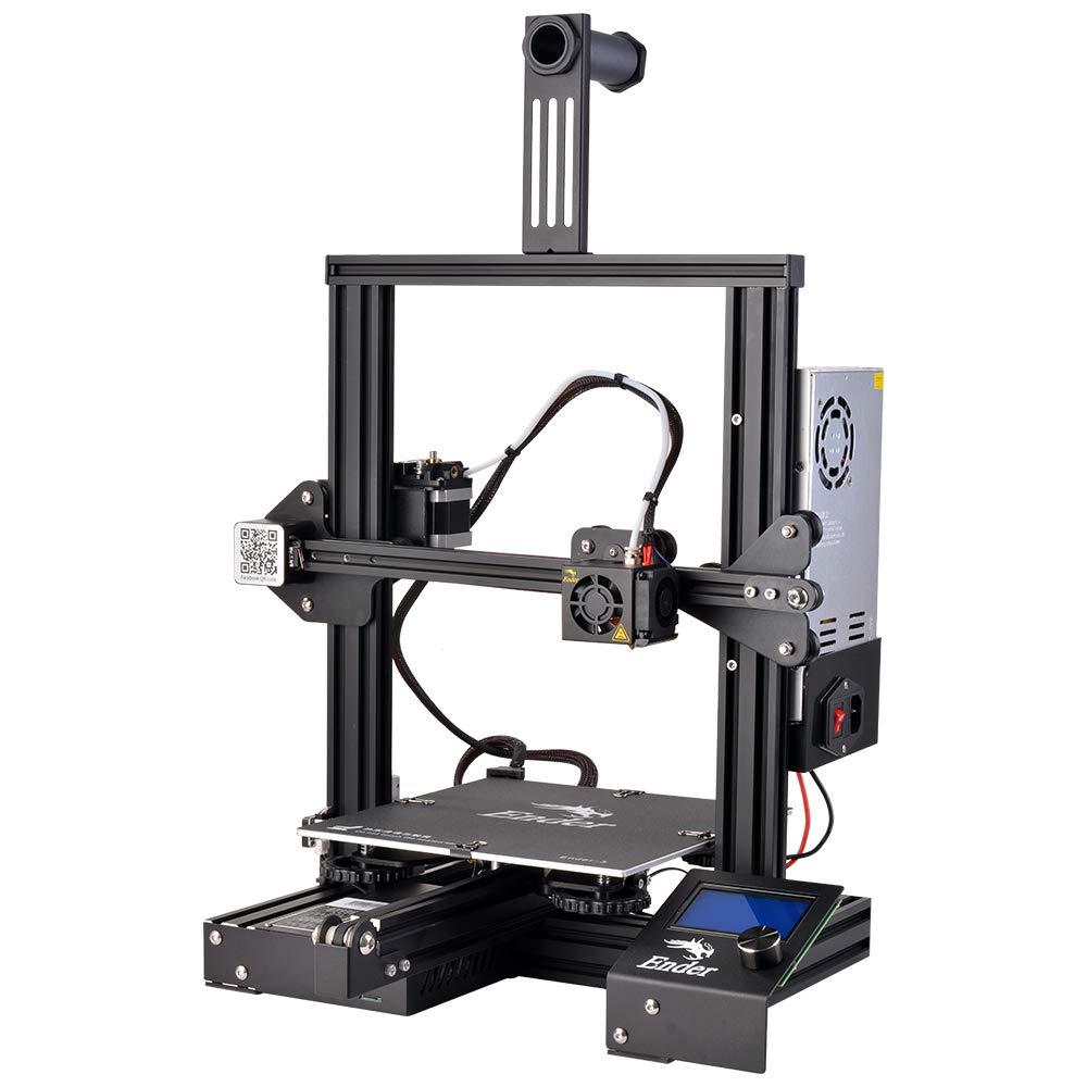 Creality 3D Creality 3D Ender-3 V-slot Prusa I3 DIY 3D Printer Kit 220x220x250mm