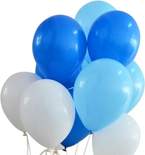 Perle látex globos para fiesta Globos juguete para niños, 100 pack ...