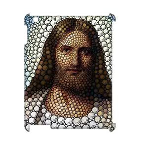 VNCASE Jesus Phone Case For IPad 2,3,4 [Pattern-1]