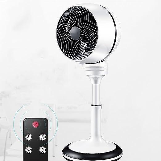 1411 Ventilador de Circulación de Aire Ventilador Vertical Turbina silenciosa Ventilador de Convección Control Remoto Inteligente Cabezales de Distribución ...