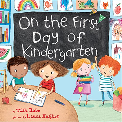 Children Come Frame - On the First Day of Kindergarten