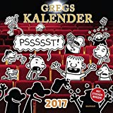 Gregs Kalender 2017 (Gregs Tagebuch)