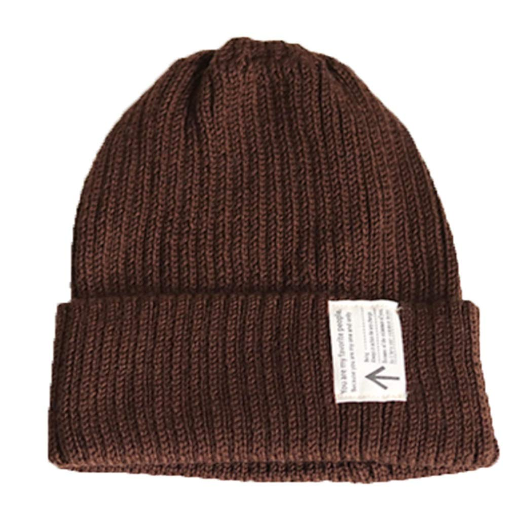 Y-Yan Mens Wool Cap Mens red Light Weight and Good Warmth Keep Warm in Winter Outdoor Riding Essential Color : Brown