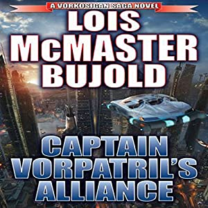 Captain Vorpatril's Alliance Hörbuch