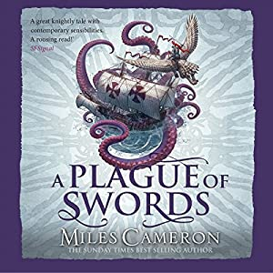 A Plague of Swords Hörbuch