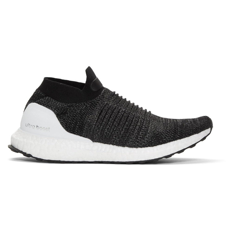 (アディダス) adidas Originals メンズ シューズ靴 スニーカー Black UltraBOOST Laceless Sneakers [並行輸入品] B07D169RWL