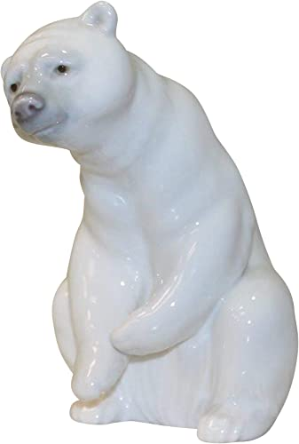 Lladro 1208, Resting Polar Bear