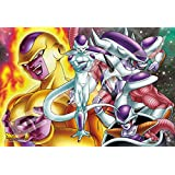 Ensky 300-AC030 Dragon Ball Super Frieza All Forms Art Crystal Jigsaw Puzzle (300-Piece)