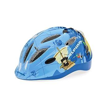 Casco de Alpina Gamma 2.0 Flash – Casco de bicicleta para niños cascos Niños Casco,