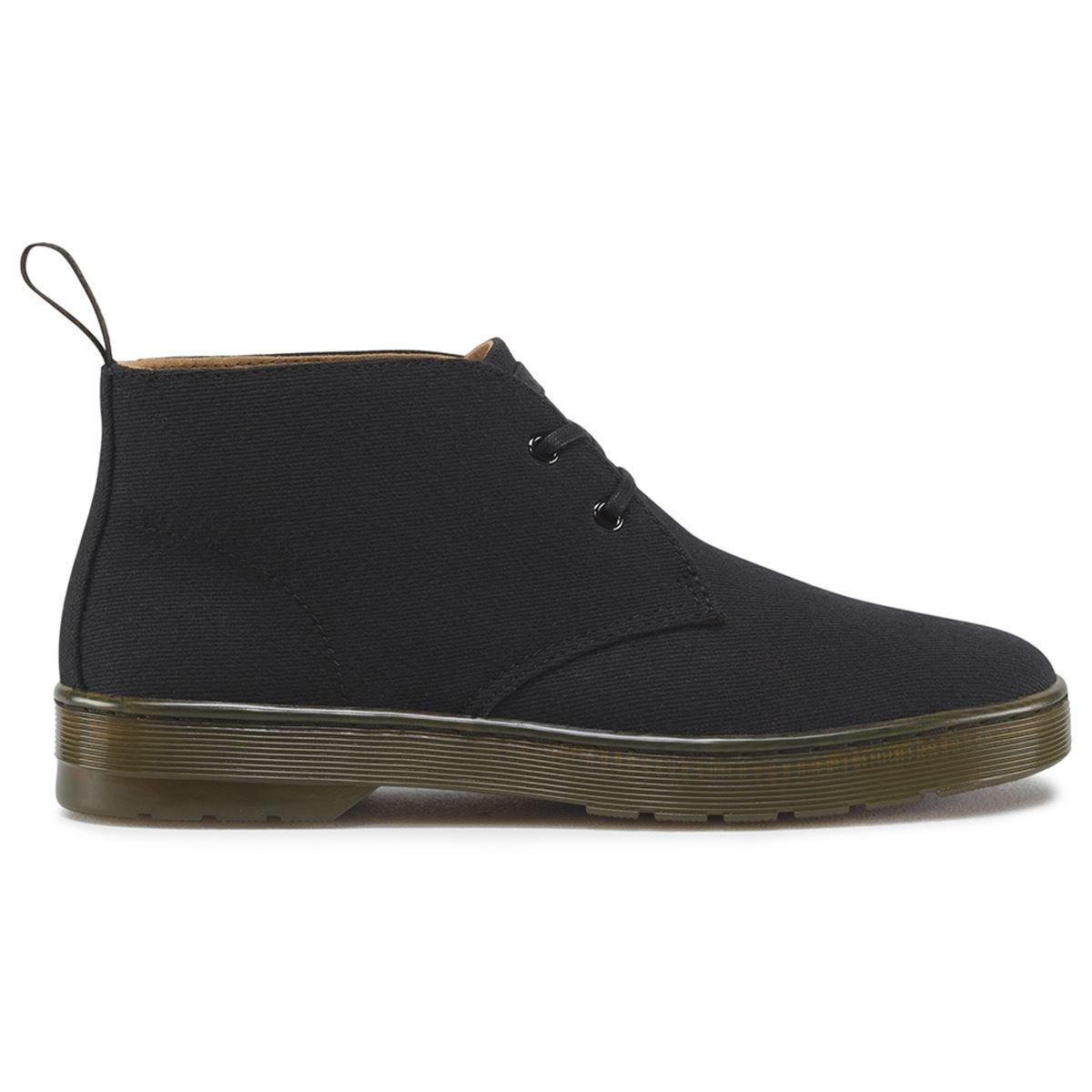 Dr. Martens Men's Mayport Chukka Boot, Black, 8 UK/9 D US