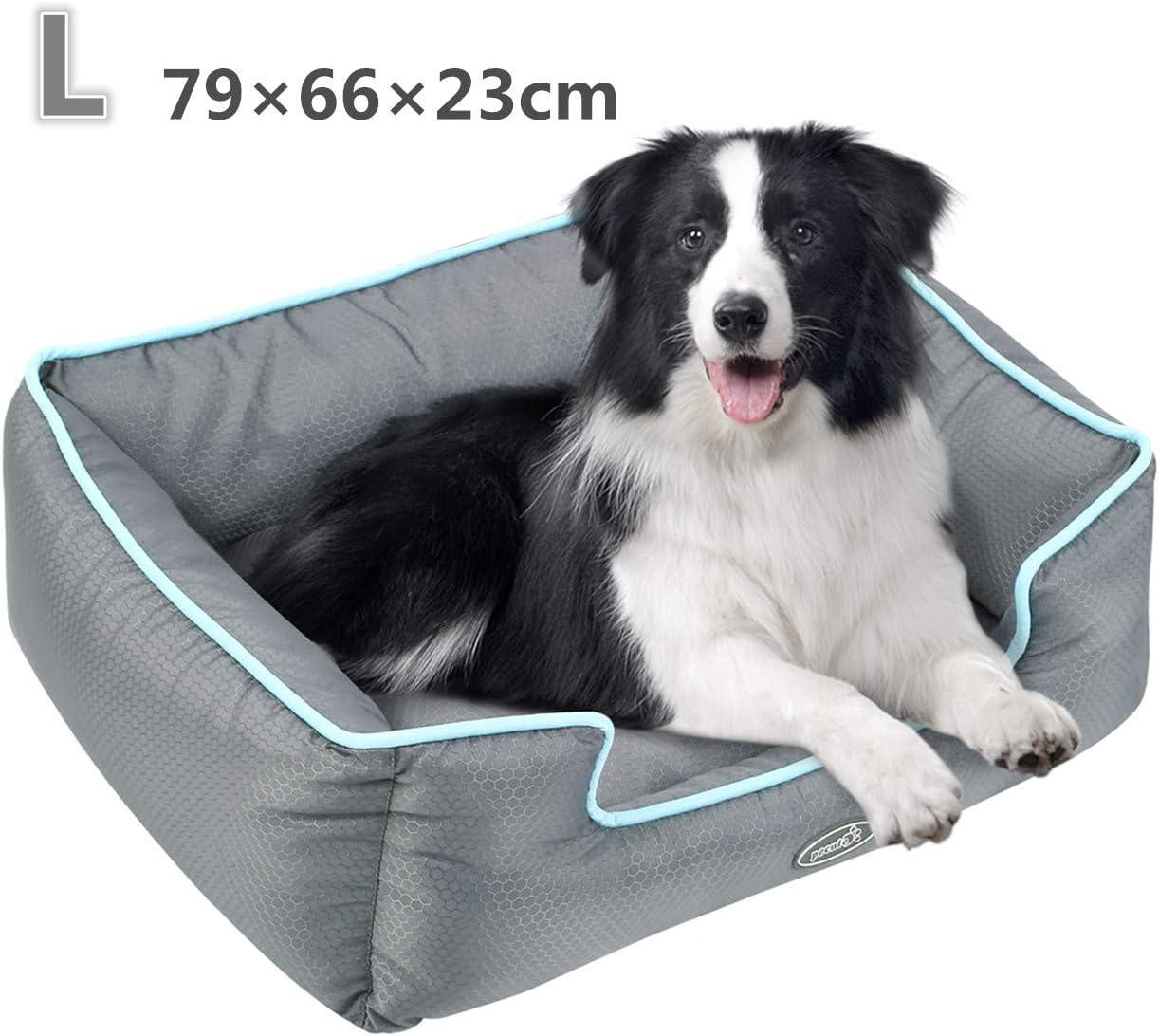 cama impermeable perro