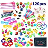 Toys : Amy&Benton 120PCS Carnival Prizes for Kids Birthday Party Favors Prizes Box Toy Assortment for Classroom