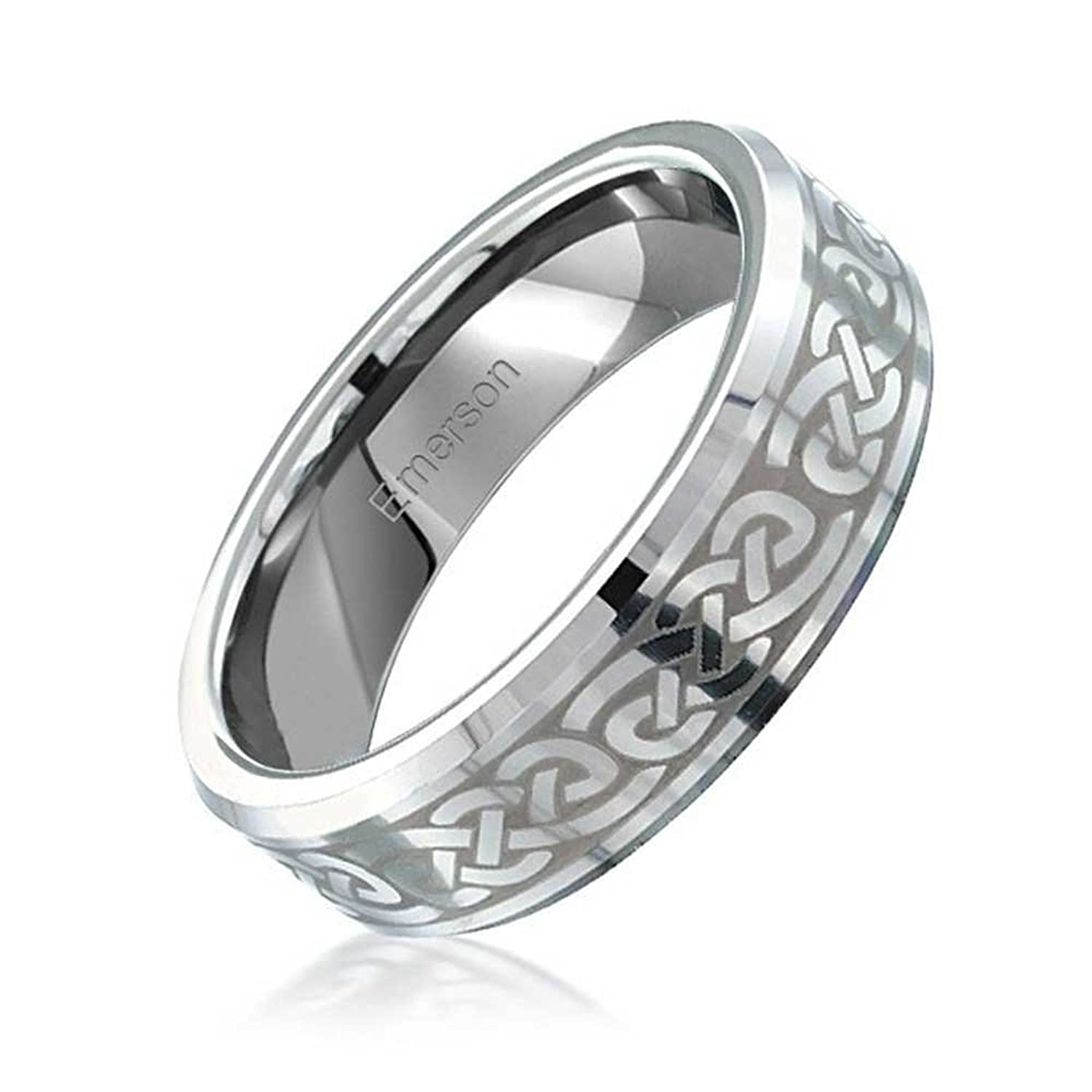 band men style bands ring oso wedding s enso lab rings infinity a mens