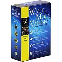 Wart Mole Vanish™ Warzen & Leberflecken entfernen Set | Syringom & Entfernung von Warzen & Muttermalen + Auch Genitalwarzen