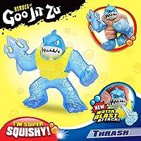 GOO JIT ZU - PACK 1 FIGURAS SERIE 2 THRASH -SUNNY